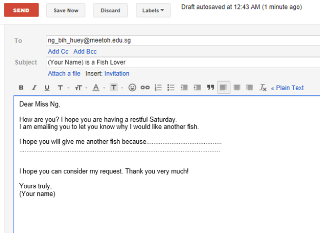 how to email a word document 2013
