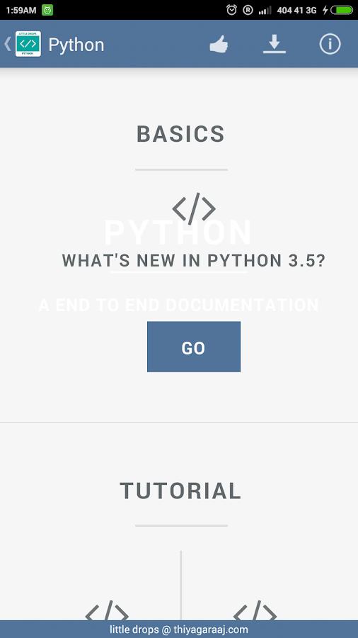 python 3 offline documentation