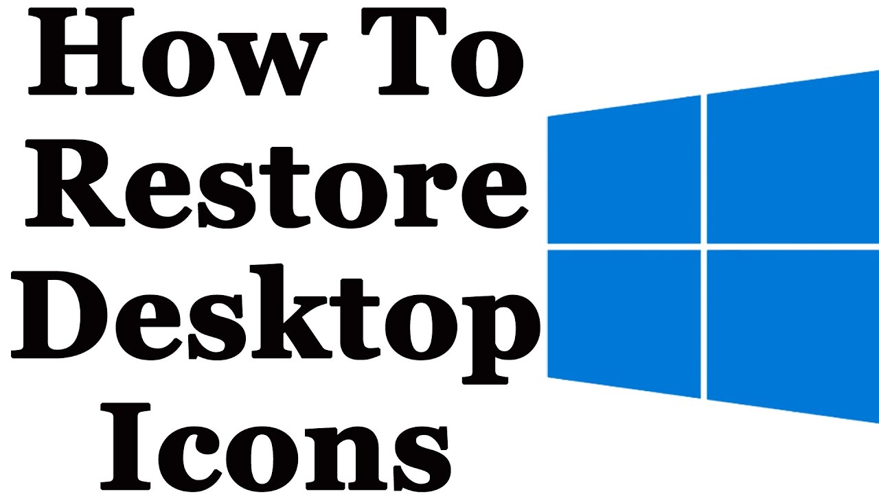 how to get document icon windows 7