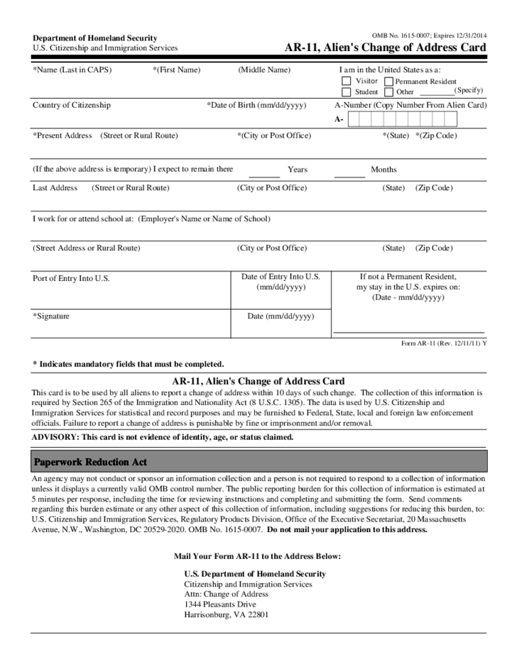 document checklist citizenship and immigration canada