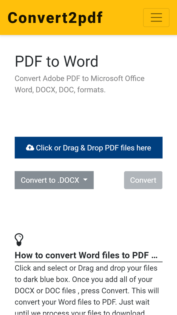 how do i convert a wordpad document to pdf