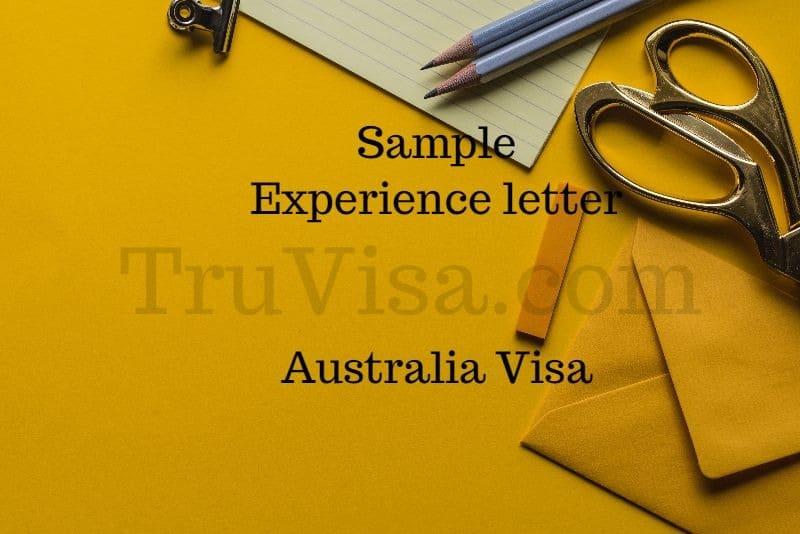 visa 189 australia document checklist