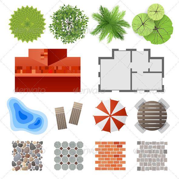 landscape architecture construction document components