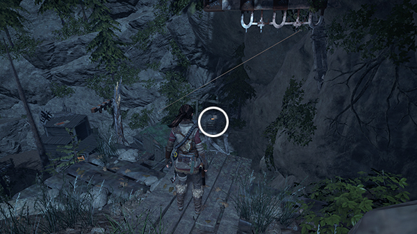 rise of the tomb raider geothermal valley missing document