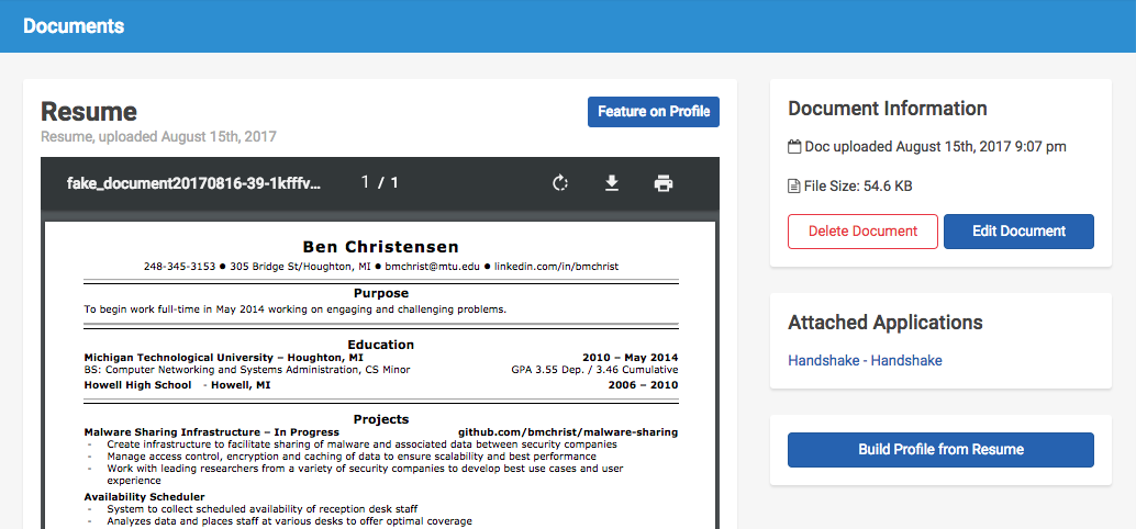 how to upload a document to ola