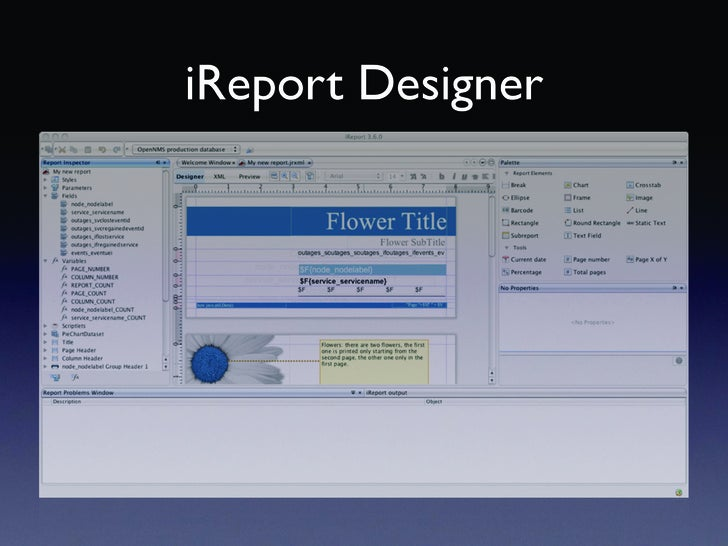 pentaho report designer documentation