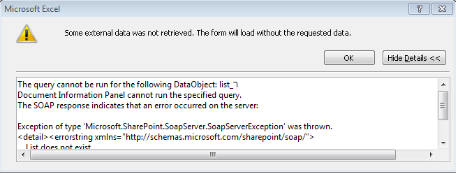 error no filename specified in document reference on page 1