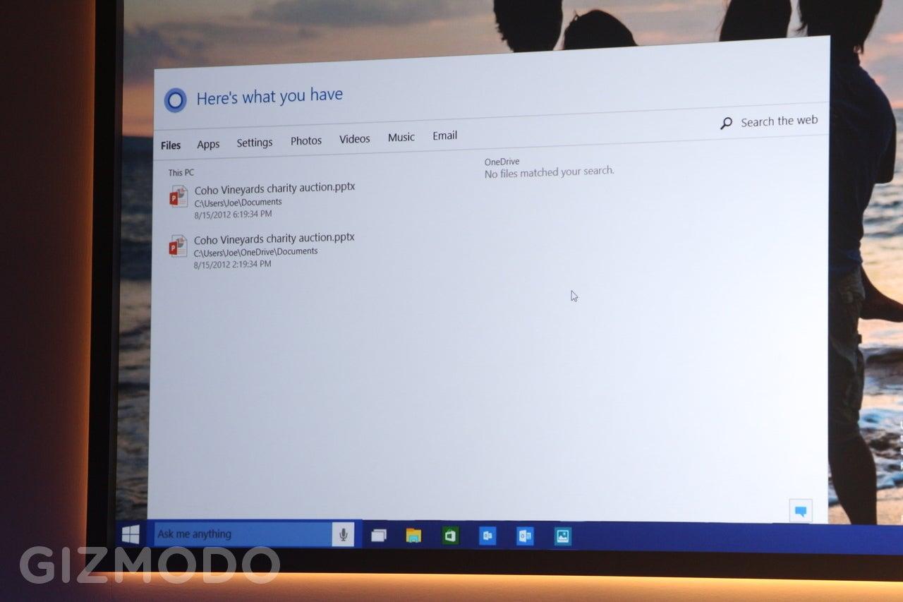 windows 10 do i scan a document