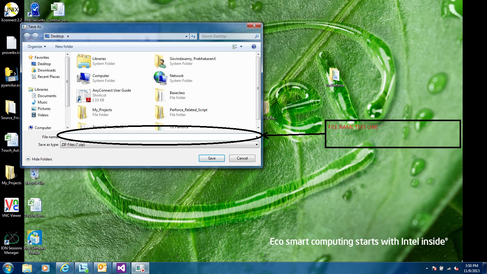 how to get the document directory path in c