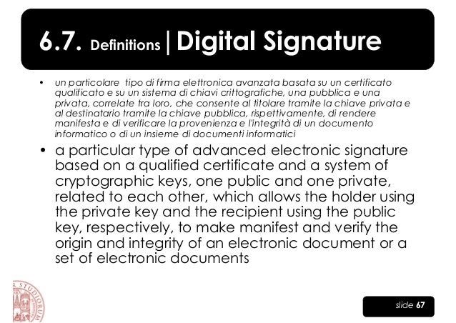 how to put an electronic signature on a document