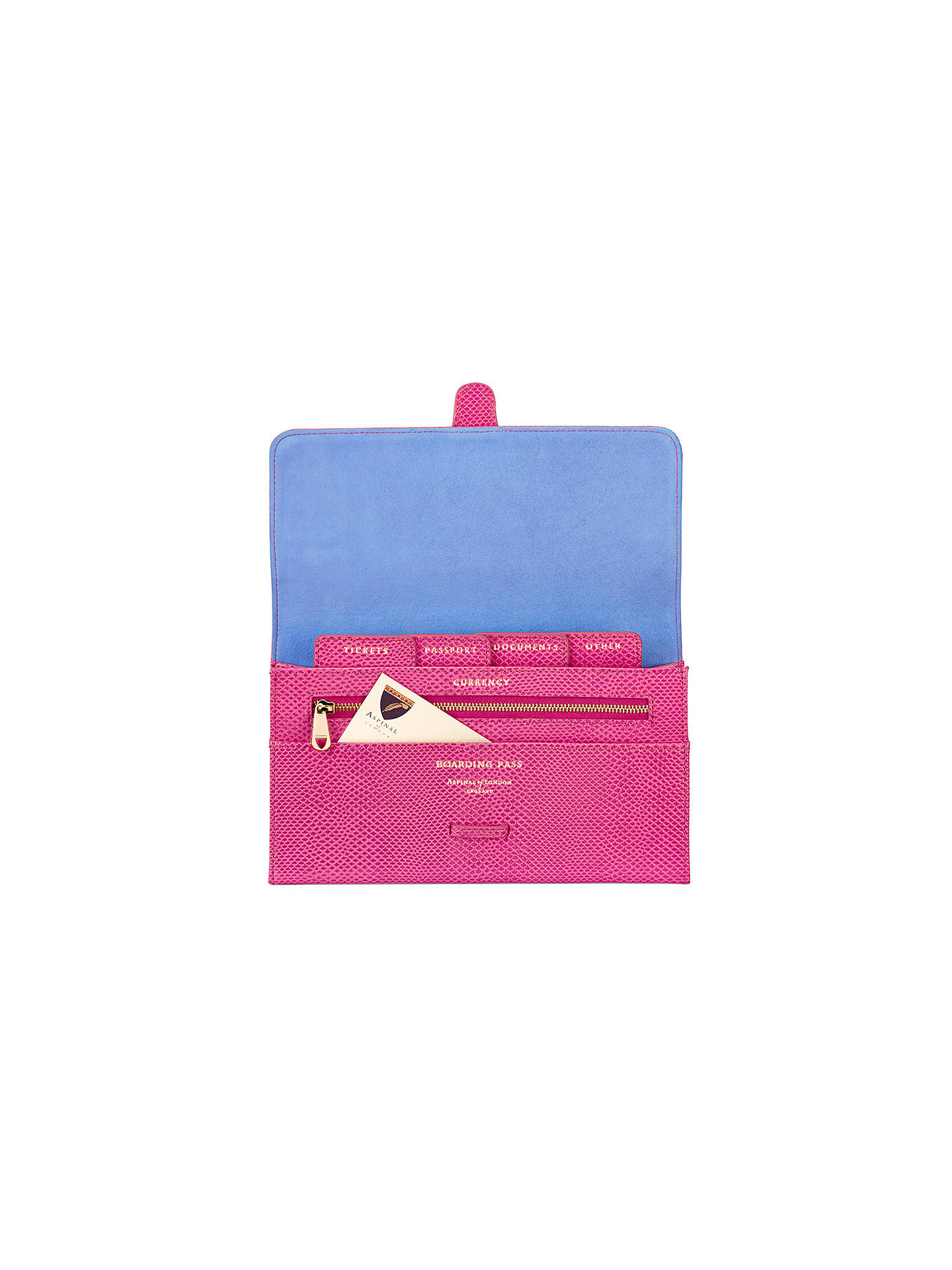 john lewis travel document holder