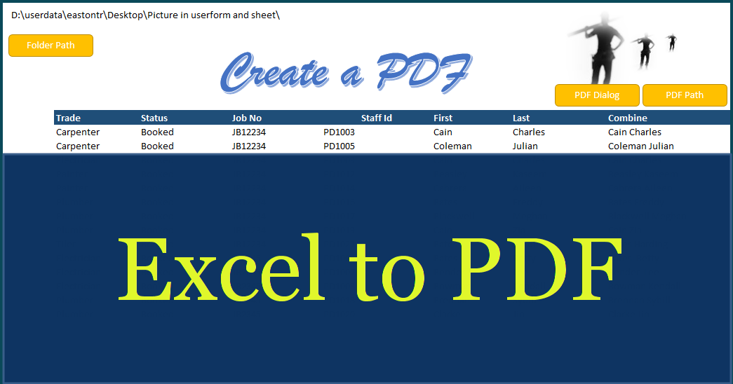 can you add a pdf to a word document