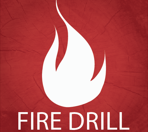 fire drill process and all documentation required
