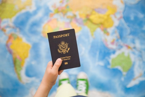 what documentation do i need for a child passport