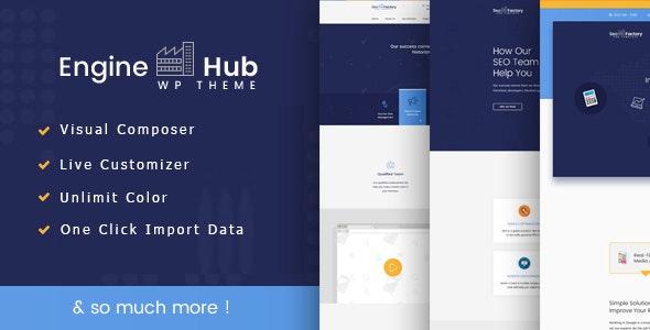 business hub theme documentation