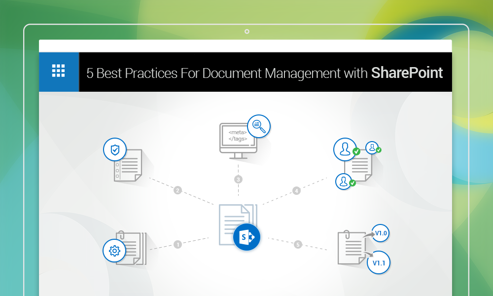 sharepoint 2016 document management best practices