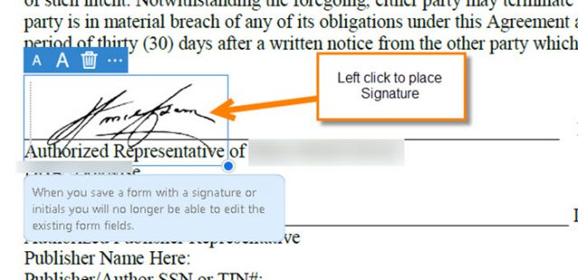 how to sign a pdf document in adobe reader