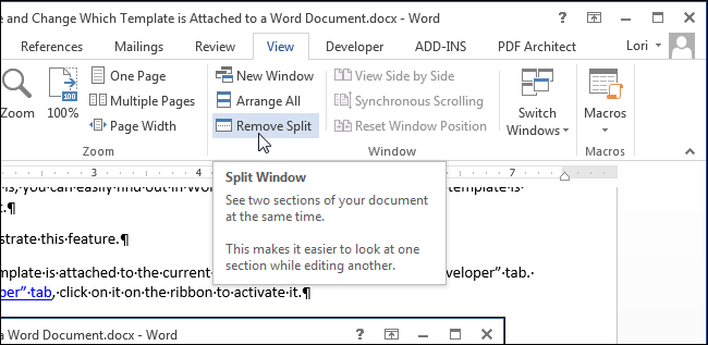 how to undo a replaced word document