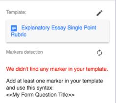 how do i make a document mine on google slides
