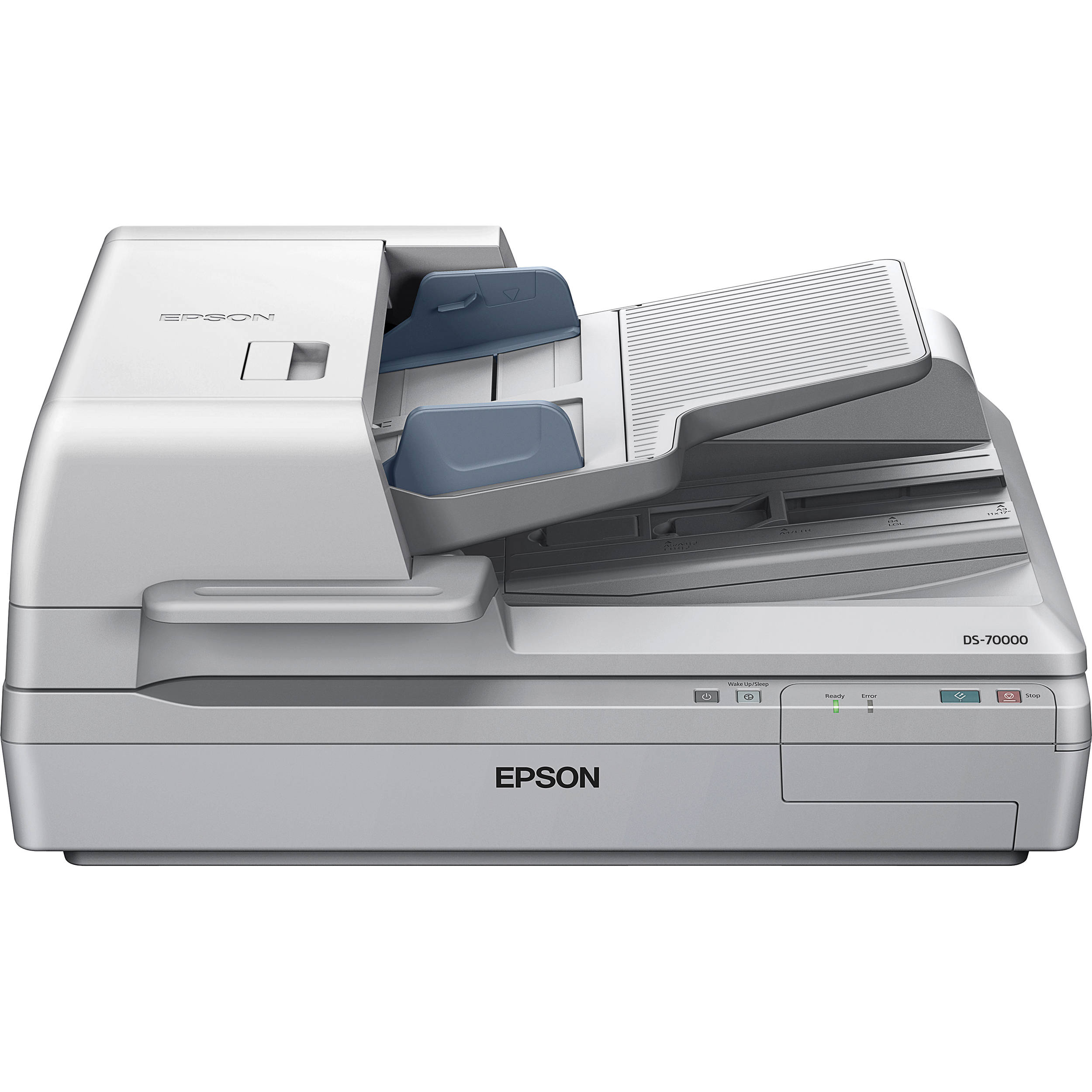 epson workforce document scanner ds 530