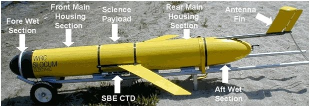 autonomous underwater vehicle documentation