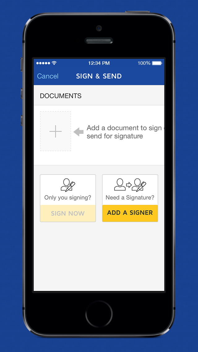docusign access document security code