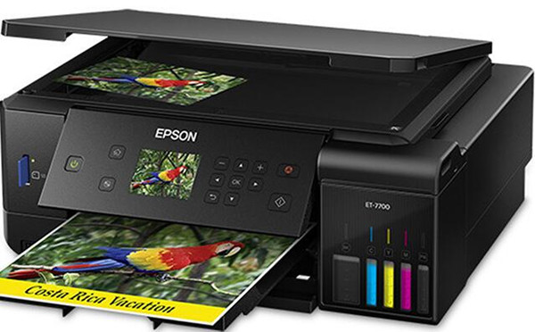hiw to print a document from usb using canon printer