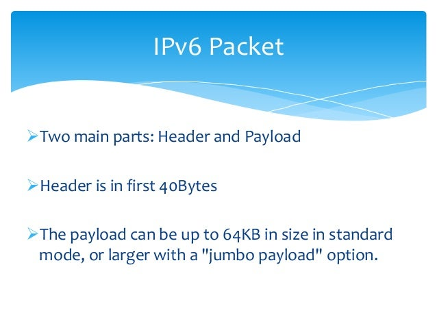 ipv6 the next generation protocol documentation