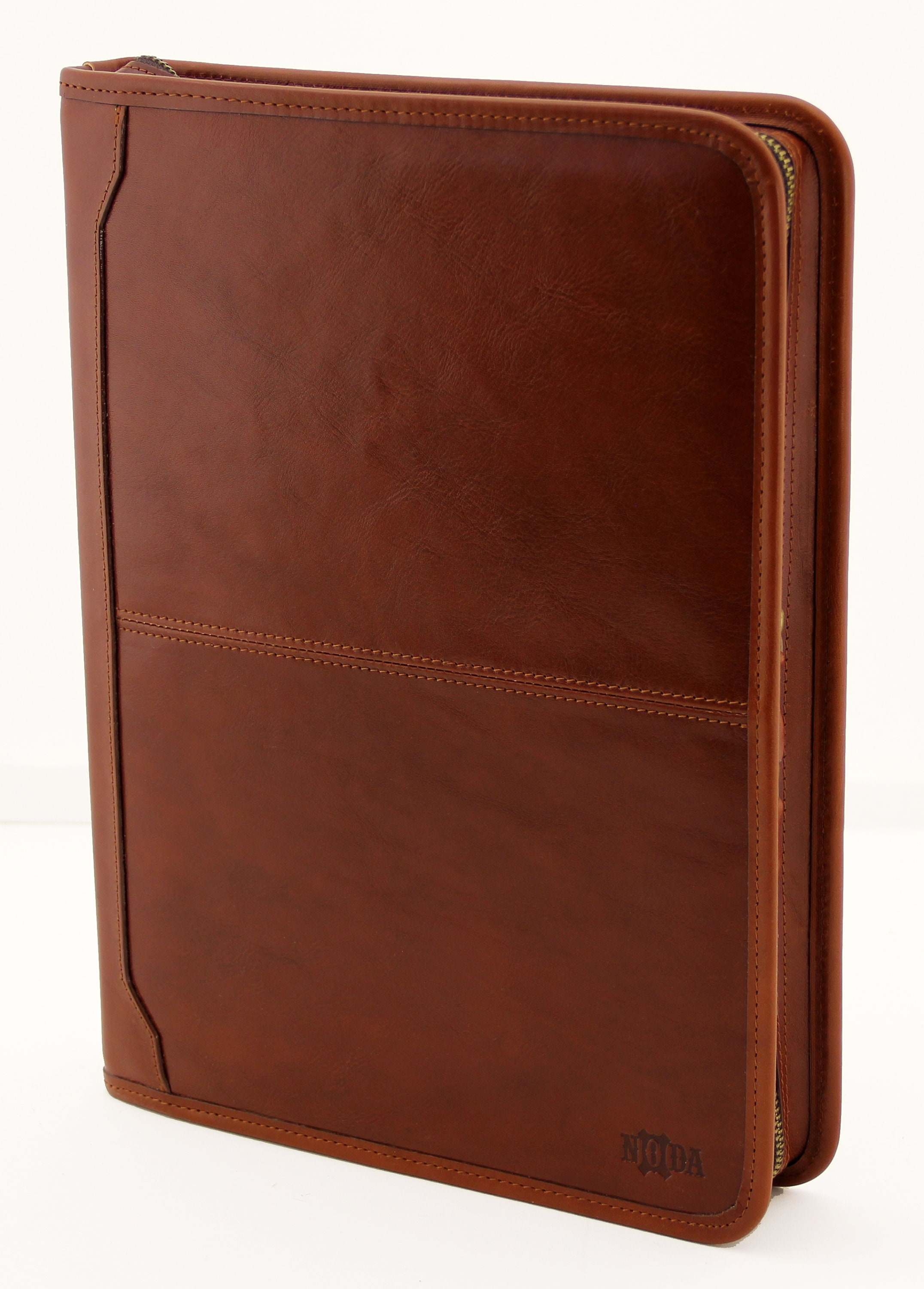 document holder leather a4 with alp logo