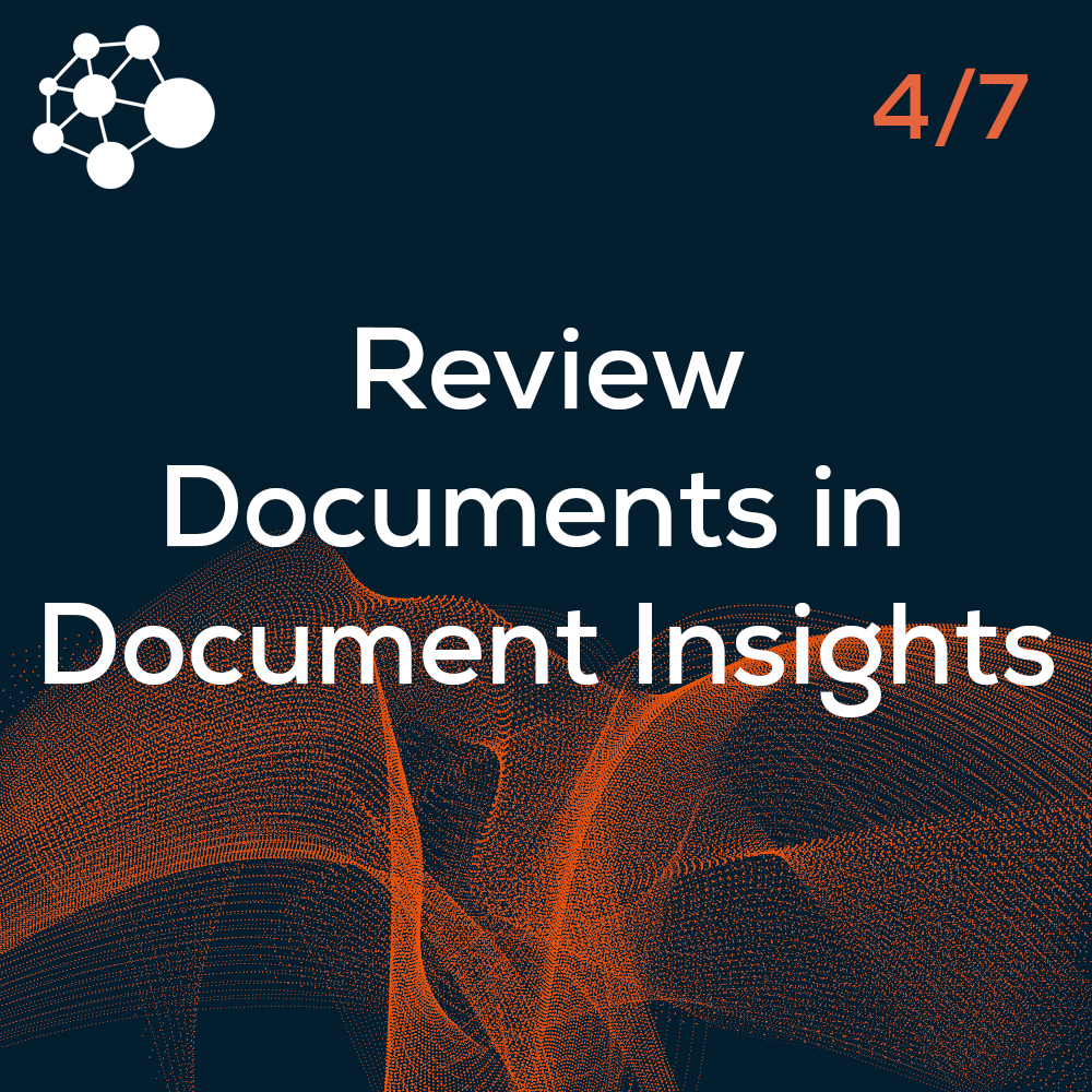 review of documentation audit