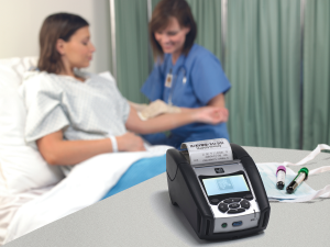 point-of-care technology supports bedside documentation