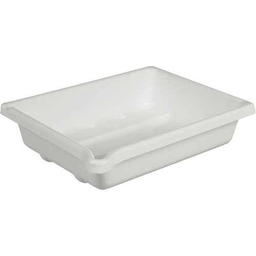 a4 plastic document trays white