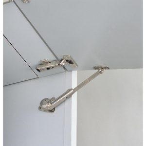 a4 vertical document over door