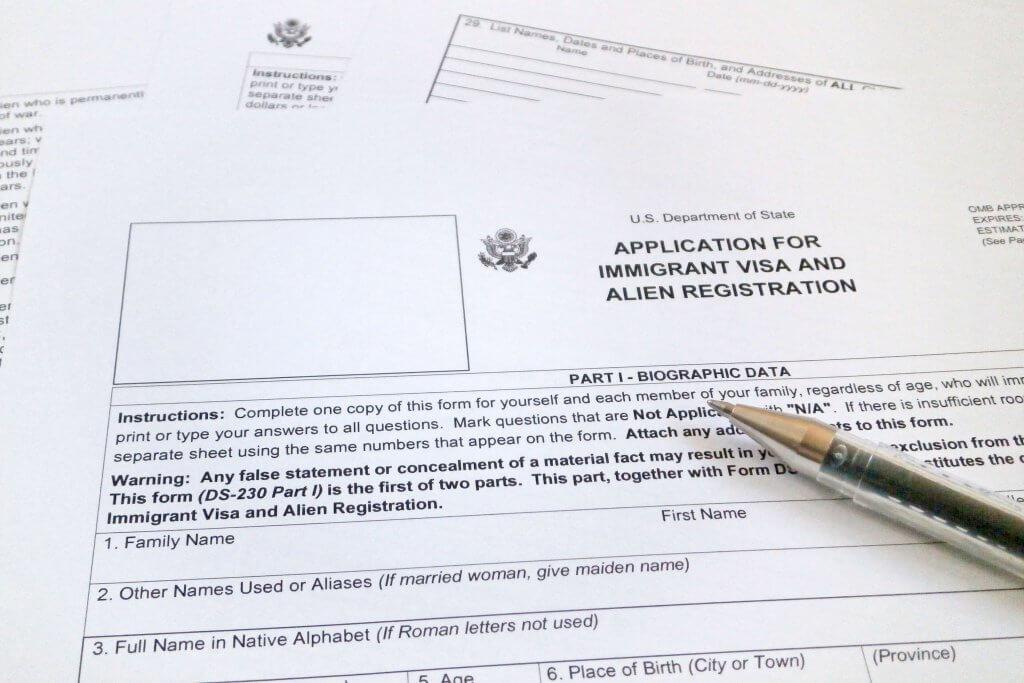 what is advance parole travel document