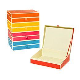 semikolon document box spring collection