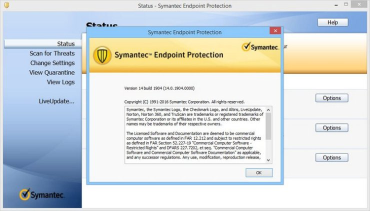 symantec endpoint protection 12 manager documentation