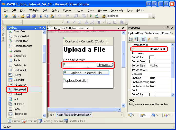 access webbrowser control view word document