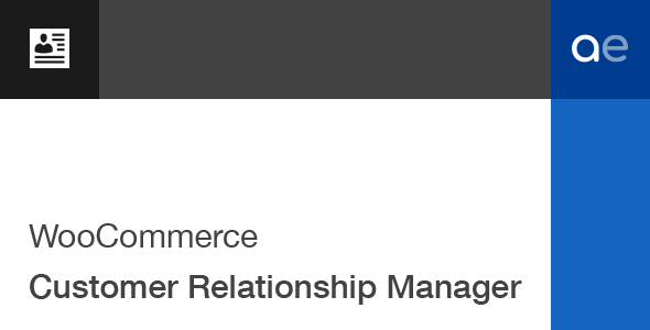 actuality extension woocommerce customer relationship manager documentation