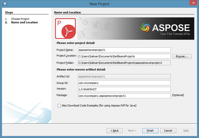 aspose pdf java documentation