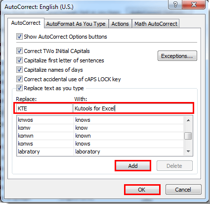 auto populate excel into word document