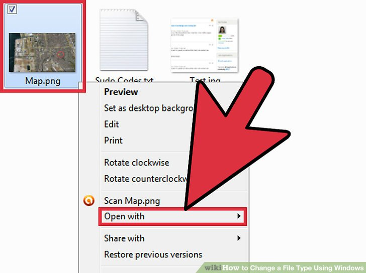open pages document on windows