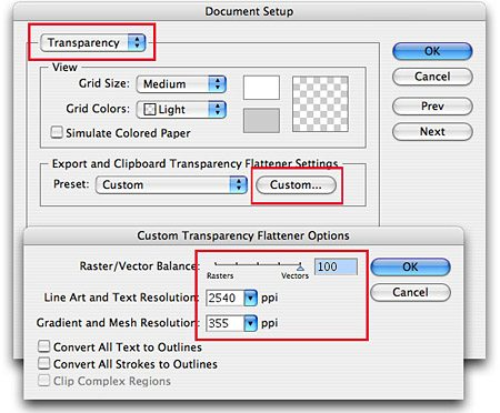 illustrator document raster effects resolution is 72 ppi