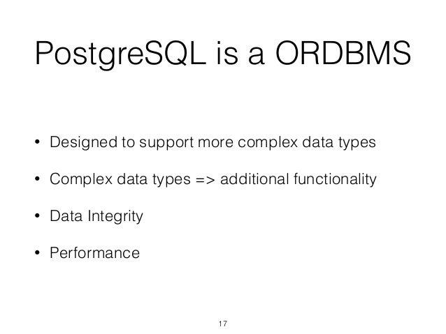 postgresql documentation data types