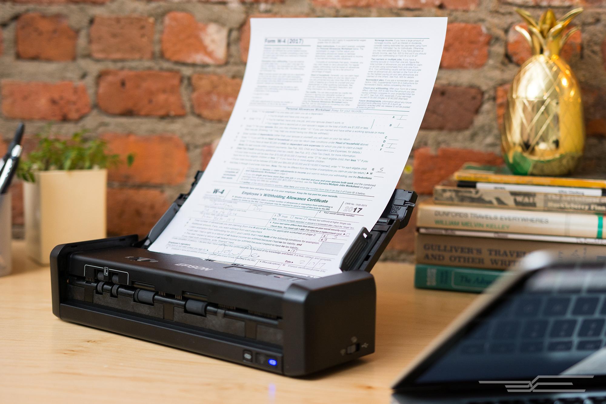 best portable document scanner under 100