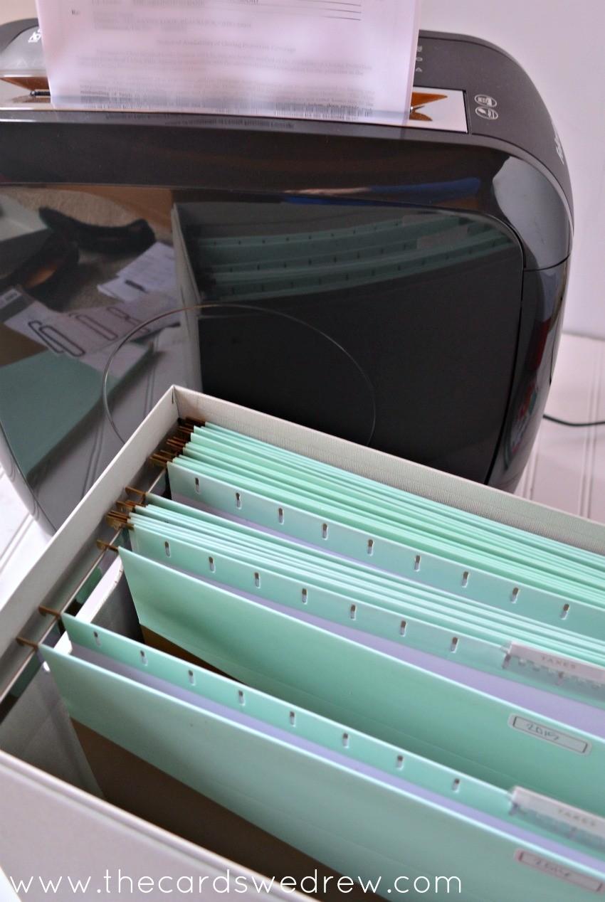 bin to shred documentation