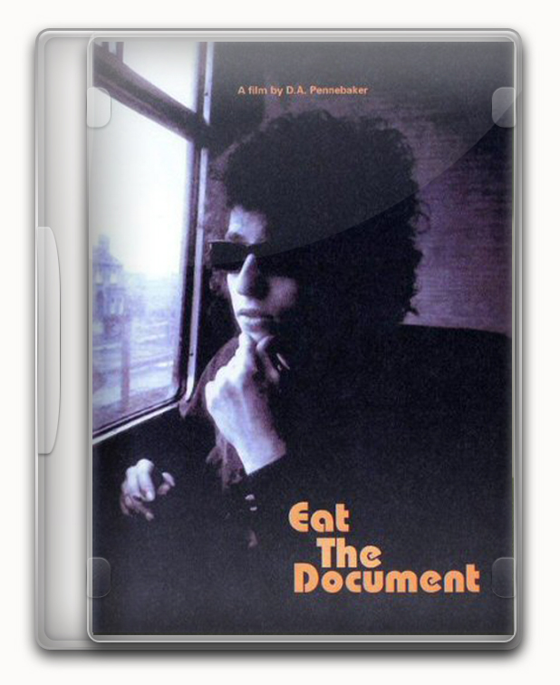 bob dylan eat the document