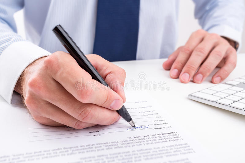 by signing this document you agree