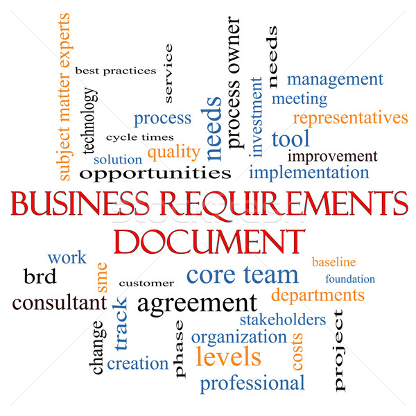 purpose of solution requirements document