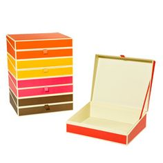 semikolon document box spring collection