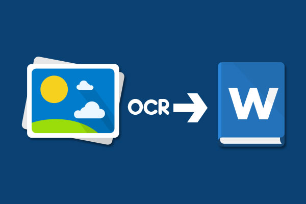convert a picture into word document